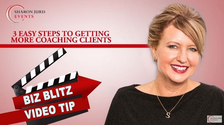 3 Easy Steps To Getting More Coaching Clients