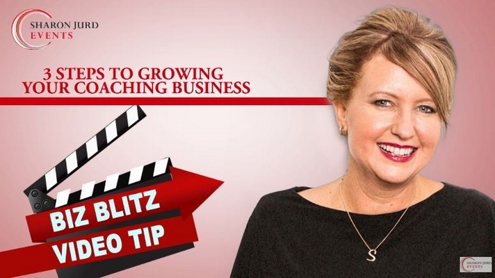 3 Steps To Growing Your Coaching Business